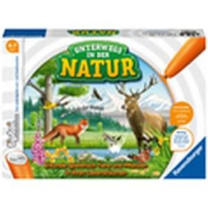 Unterwegs in der Natur D-tiptoi Spiele/Puzzles | Ravensburger Spielverlag