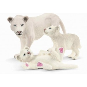 Loewenmutter mit Babys | Schleich