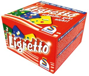 Ligretto©, rot | S.S.F. Schmidt Spiele