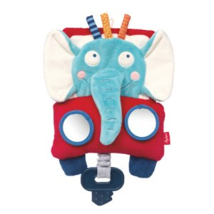 Aktiv-Spieltuch Elefant | Sigikid