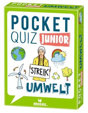 Pocket Quiz junior Umwelt | Moses
