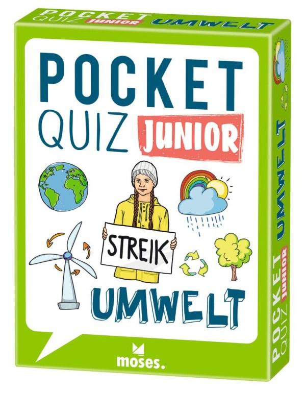 Pocket Quiz junior Umwelt   Moses