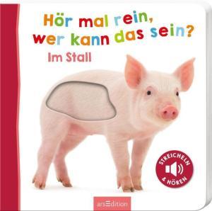 Hör rein: Im Stall   Ars Edition