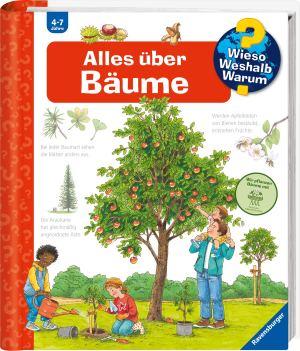 WWW52 Alles über Bäume | Ravensburger Buchverlag
