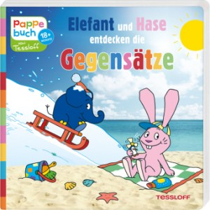 Elefant und Hase entdecken di | Tessloff Verlag