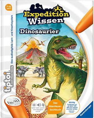 tiptoi® Dinosaurier (Expediti | Ravensburger Buchverlag