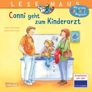 LM 132 Conni geht Kinderarzt | Carlsen Verlag