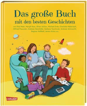 Das gr Buch m. besten Gesch | Carlsen Verlag