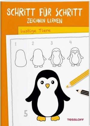 Schritt für Schritt Zeichnen | Tessloff Verlag