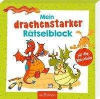 Drachenstarker Rätselblock   Ars Edition