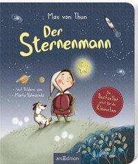 Der Sternenmann (Pappe)   Ars Edition