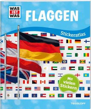 WAS IST WAS Sticker-Atlas Fla | Tessloff Verlag