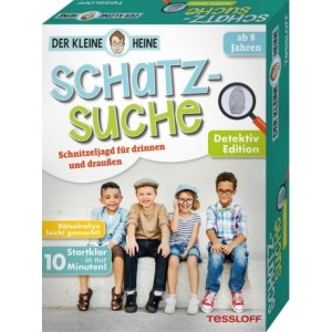 Der kleine Heine. Schatzsuche   Tessloff Verlag