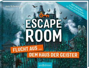 Escape Room: Haus Geister   Ars Edition