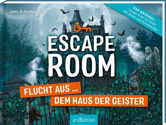 Escape Room: Haus Geister | Ars Edition