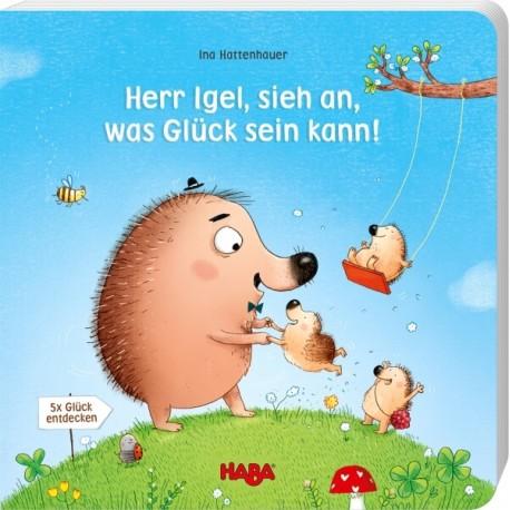 Herr Igel, sieh an, was Glück | Haba