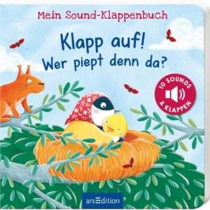 Sound-Klappenb.: Klapp auf | Ars Edition