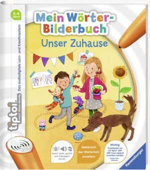 tiptoi® M. Wörter-Bilderbuch | Ravensburger Buchverlag