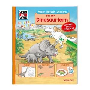 WAS IST WAS Kindergarten Male   Tessloff Verlag