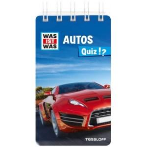 WAS IST WAS Quiz Autos   Tessloff Verlag