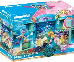 Spielbox Meerjungfrauen | Playmobil