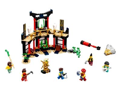 Lego 71735 Lego Ninjago Turnier der Elemente | Lego