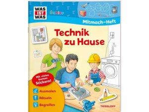 WAS IST WAS Junior Mitmachhef | Tessloff Verlag