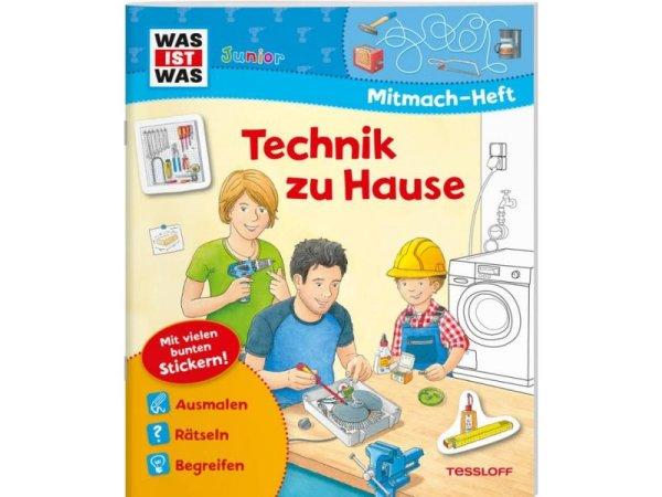 WAS IST WAS Junior Mitmachhef   Tessloff Verlag
