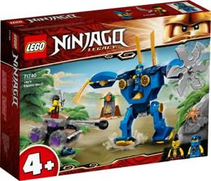 Lego 71740 Lego Ninjago Jays Elektro Mech   Lego