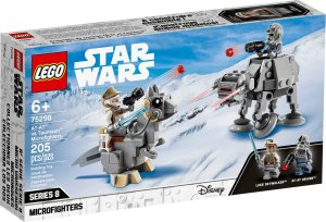 Lego 75298 Lego Star Wars AT-AT vs.Tauntaun Microfighters   Lego