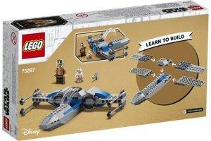 Lego 75297 Lego Star Wars Resistance X-Wing   Lego