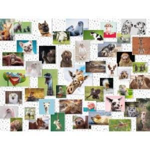 Funny Animals Collage | Ravensburger Spielverlag