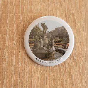 Odznak 56mm – Fontána