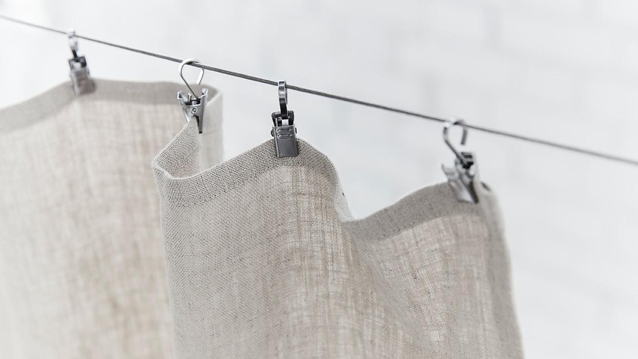 curtain wire net curtain wire ikea