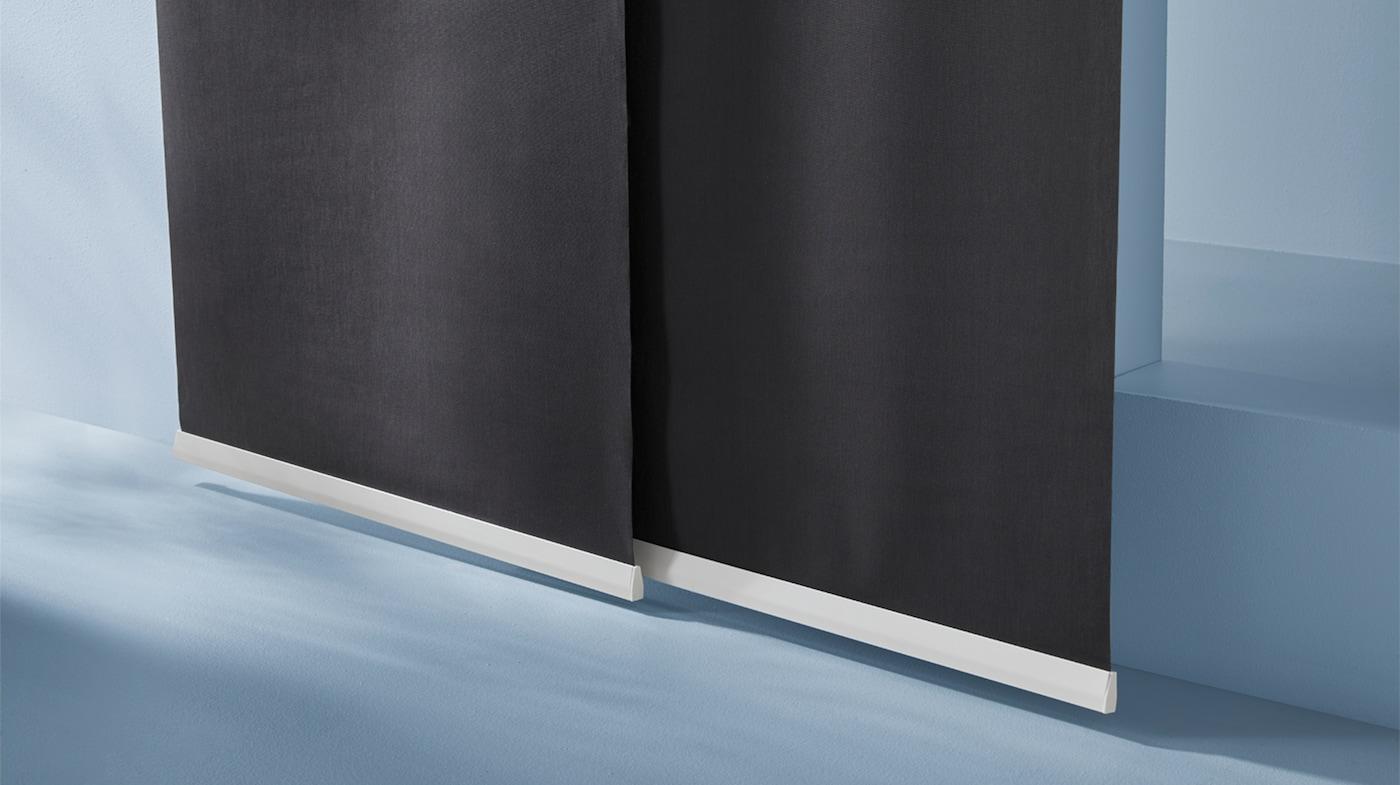 panel curtains ikea