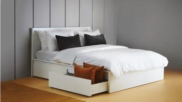 Betten mit Schubladen online kaufen   IKEA Österreich