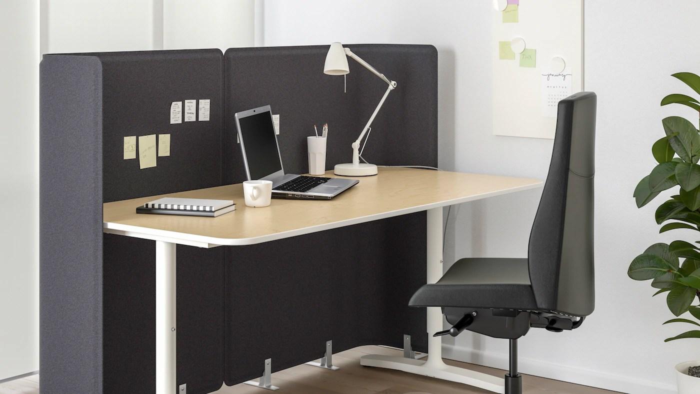 meubles accueil bureaux reception ikea