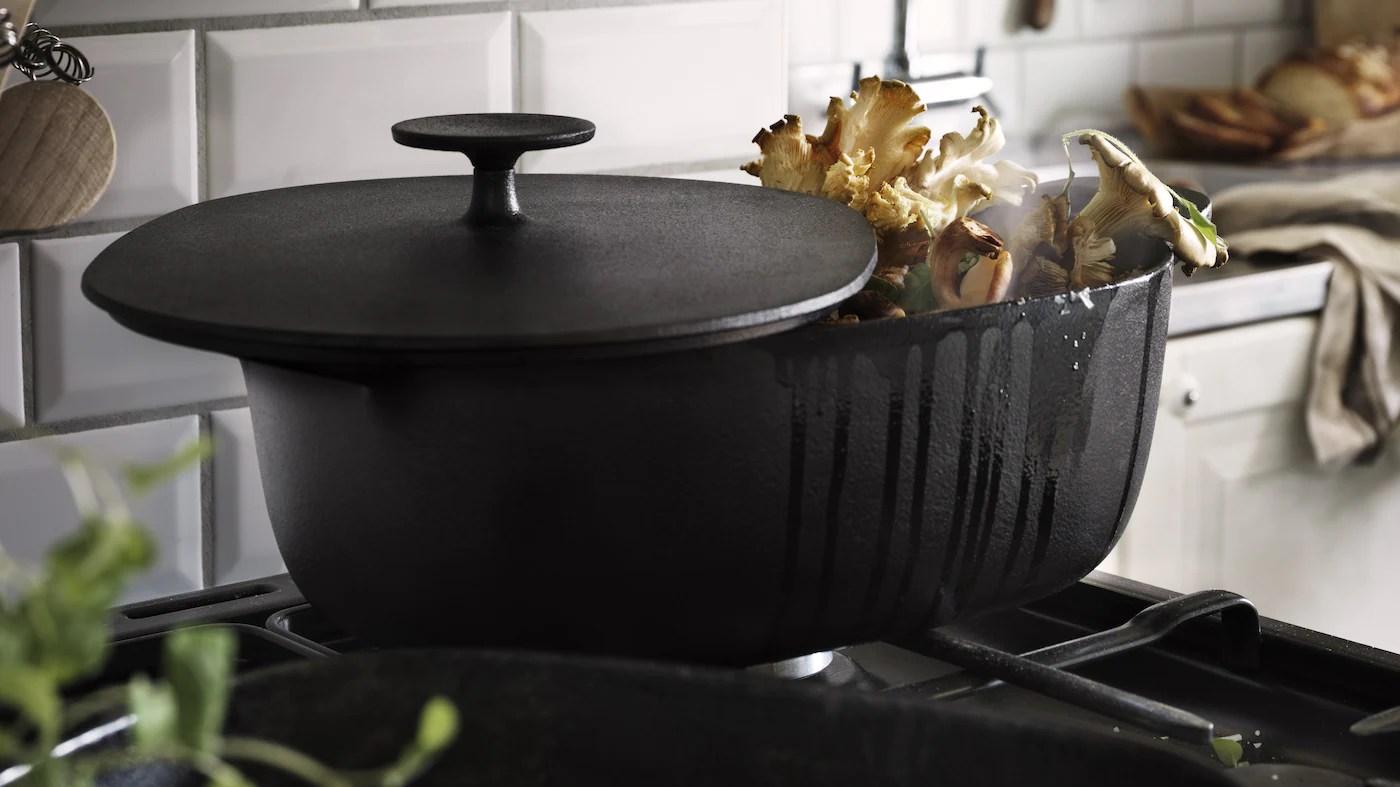 faitouts et casseroles ikea