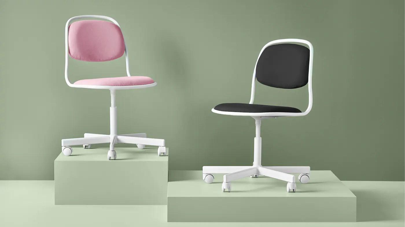 chaise de bureau et fauteuil de bureau