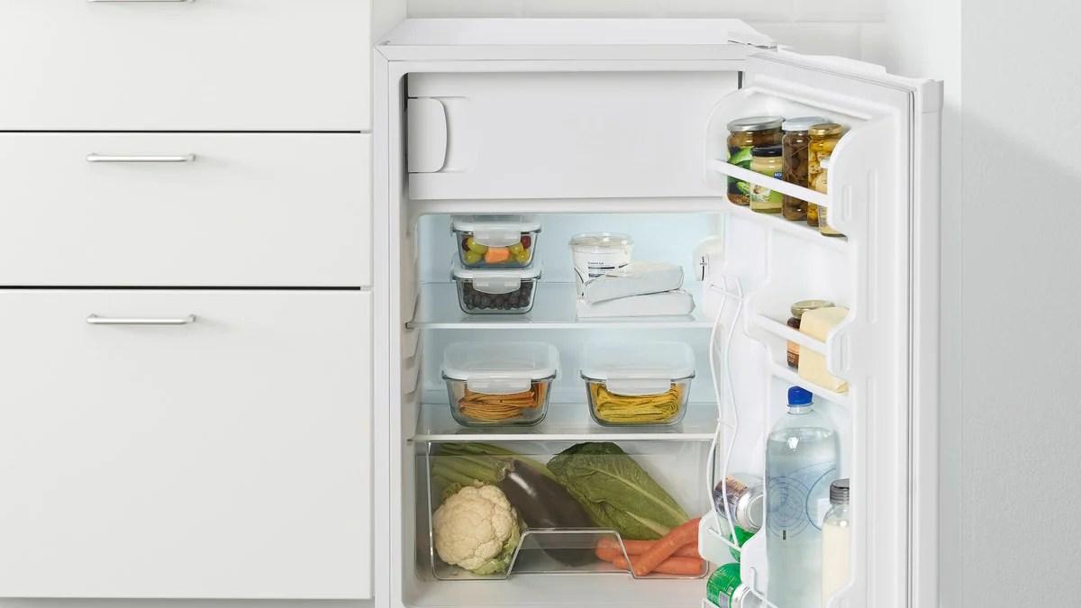 energy efficient fridges ikea