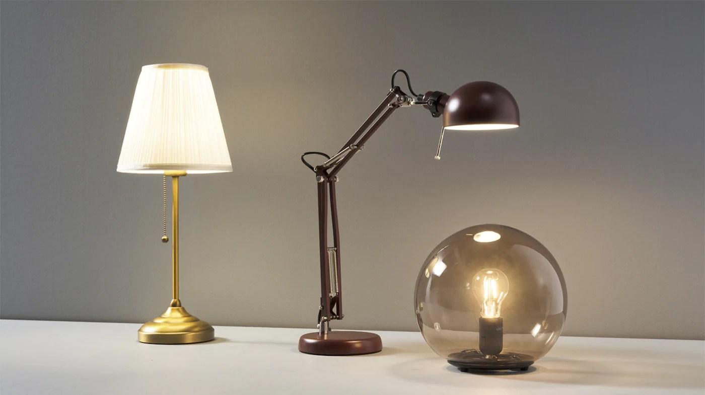 lampen leuchten energieeffizient