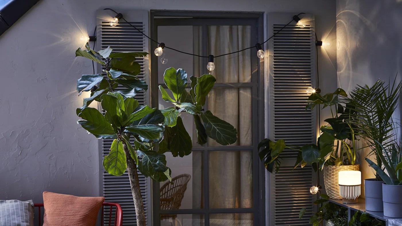Luminaires Decoratifs Pour L Interieur Et L Exterieur Ikea Suisse