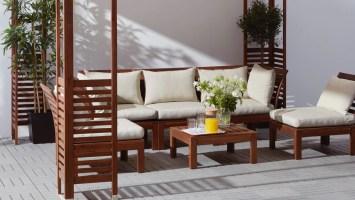 Ikea stoel   Outdoor gardens, Ikea garden furniture, Patio ...