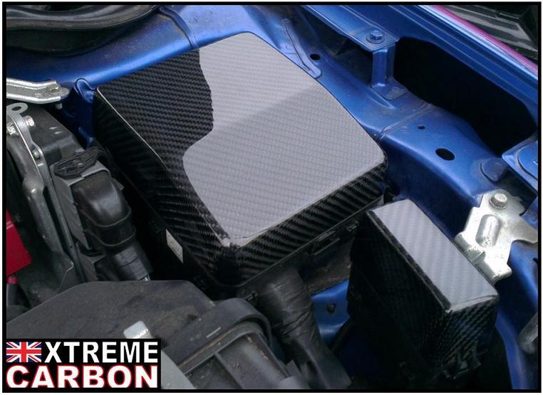07 accord carbon fiber fuse box