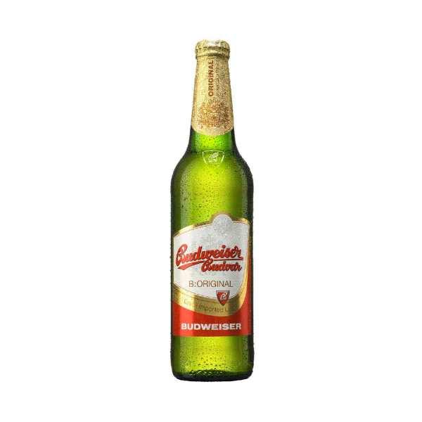 Budweiser svijetlo pivo 0,5L