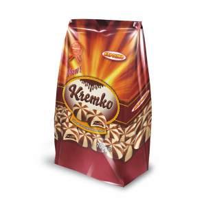 Kremko, čajno pecivo puneno kakao kremom
