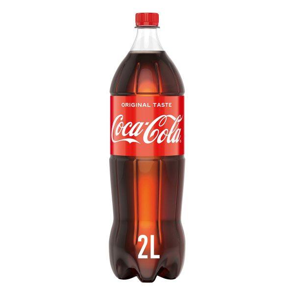 Coca Cola 2L, PET