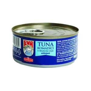 Eva Tuna komadi u biljnom ulju usitnjeni 160g