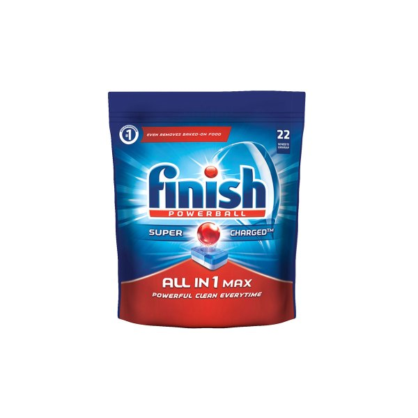 Finish All in 1 Max 22 tablete 358,6g