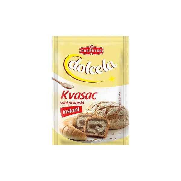 Instant suhi pekarski kvasac 7g, Podravka